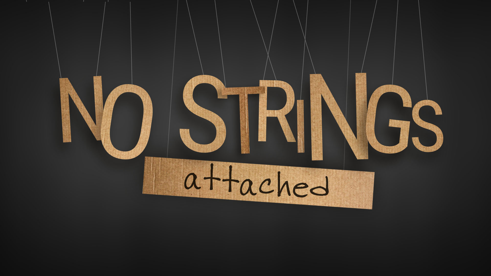 No strings attached part 1